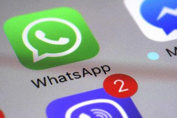 WhatsApp Feather
